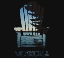 Muskoka Chair Kids Clothes