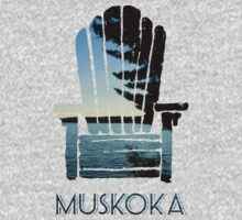 Muskoka Chair Kids Tee