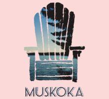 Muskoka Chair One Piece - Long Sleeve
