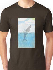 Artie the Whale Unisex T-Shirt