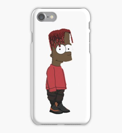 Lil Yachty / Lilboat / lil boat - Bart / Shirt , Phone case, Sticker iPhone Case/Skin