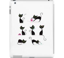 Black kitten edition : Cute wonderful Kitten Kids edition for sale iPad Case/Skin