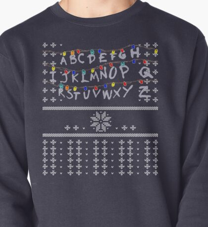 ST Lights Ugly Sweater Pullover
