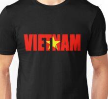 Viet nam Flag Unisex T-Shirt