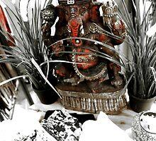 Ganesha by Erik A.
