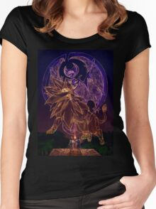 Legends of Alola Women's Fitted Scoop T-Shirt