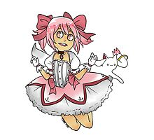 Madoka Magica by aph-bagel