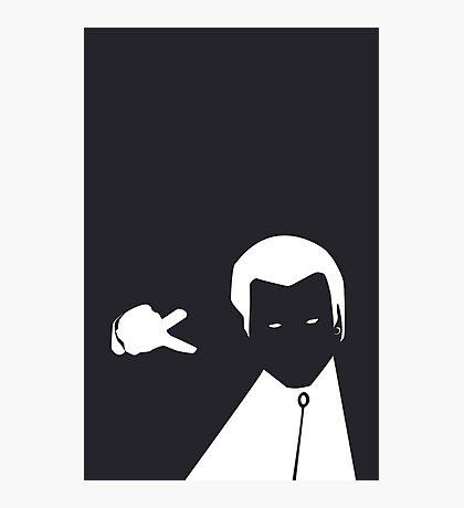 Pulp Fiction - Vincent Photographic Print