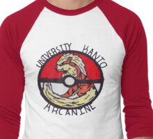 Arcanine Men's Baseball ¾ T-Shirt