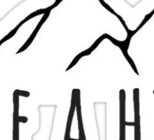 Take a Hike Mountain Sticker