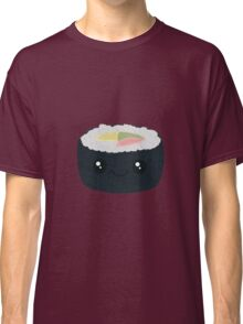 Smiling Sushi with Vegetables Classic T-Shirt