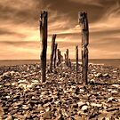 Old Jetty by Dean Wiles