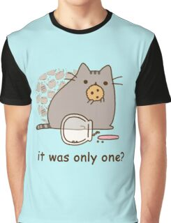 Only Pusheen Graphic T-Shirt