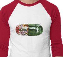 Antidepressant Men's Baseball ¾ T-Shirt