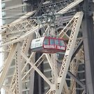 Roosevelt Island Tram, 59th Street Bridge, New York City by lenspiro