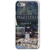 Commuter Train, Commuter Train Station, Bronx, New York iPhone Case/Skin