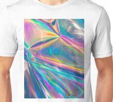 Holographic Print Unisex T-Shirt