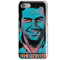 Stylized Pablo Escobar Mugshot iPhone Case/Skin