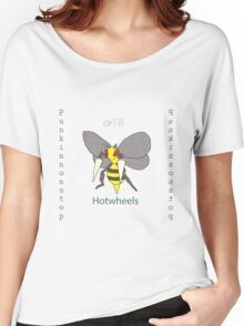HotWheels Beedrill Women's Relaxed Fit T-Shirt