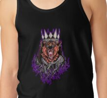 Bear King Tank Top