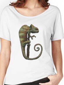 Its a Chameleon Women's Relaxed Fit T-Shirt