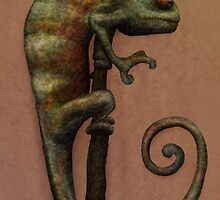 Its a Chameleon by Adam Howie