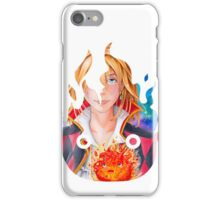 HOWL PENDRAGON and CALIFER iPhone Case/Skin