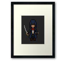 Pixel Arno Dorian Framed Print
