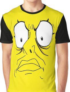 yellow diamond Graphic T-Shirt