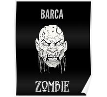 Barca Zombie Poster