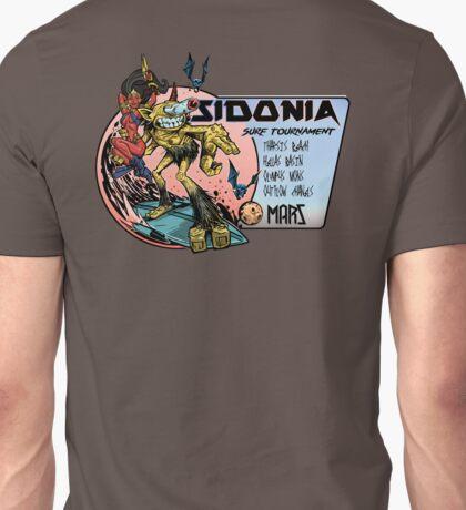 Sidonia Surf Tournament /color Unisex T-Shirt