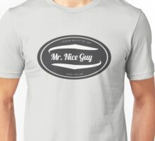 Mr. Nice Guy - Vintage Cool and Funny Clothing and Gifts Design Unisex T-Shirt