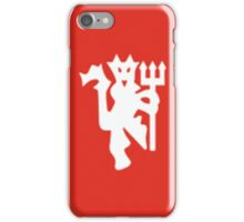 Manchester United Red Devils iPhone Case/Skin