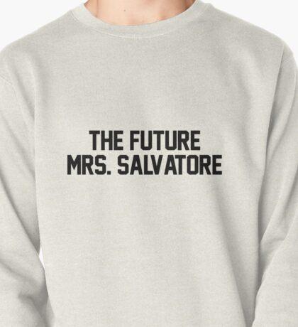 The future Mrs. Salvatore Pullover