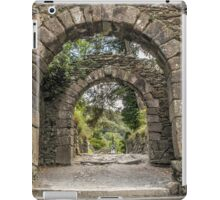 Gateway to Glendalough  (Wicklow - Ireland) iPad Case/Skin