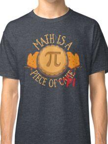 Math Pi  Classic T-Shirt