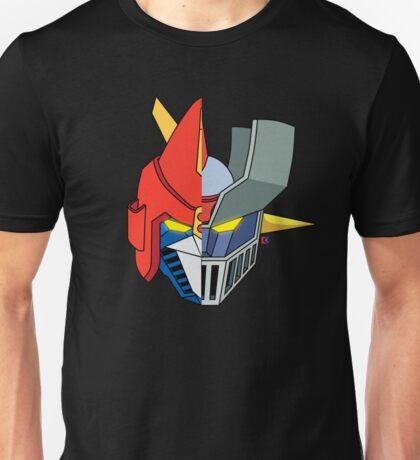 Voltes V Mazinger Z Unisex T-Shirt