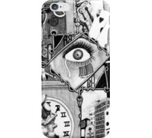 A Cacophony of Intrusive Thoughts iPhone Case/Skin