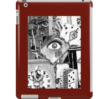 A Cacophony of Intrusive Thoughts iPad Case/Skin