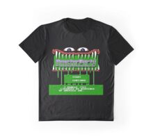 Monster Party Title Screen Graphic T-Shirt
