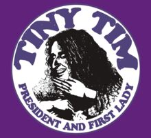 Tiny Tim #6 (Purple) by matttluchowski