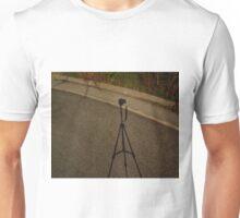 Pentax Selfie in Moon Light Unisex T-Shirt