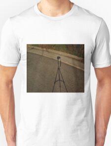 Pentax Selfie in Moon Light T-Shirt