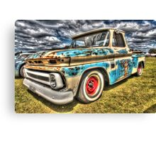 DJ's Surf Shop Chevy. Canvas Print