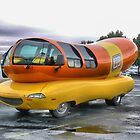 The Wienermobile by cullodenmist