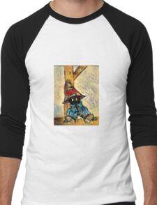 Vivi Men's Baseball ¾ T-Shirt