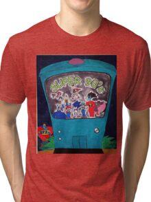 Super 90's! Tri-blend T-Shirt