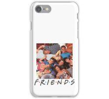 Friends-90210 iPhone Case/Skin