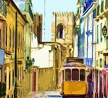 Lisbon by sdbros