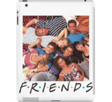 Friends-90210 iPad Case/Skin